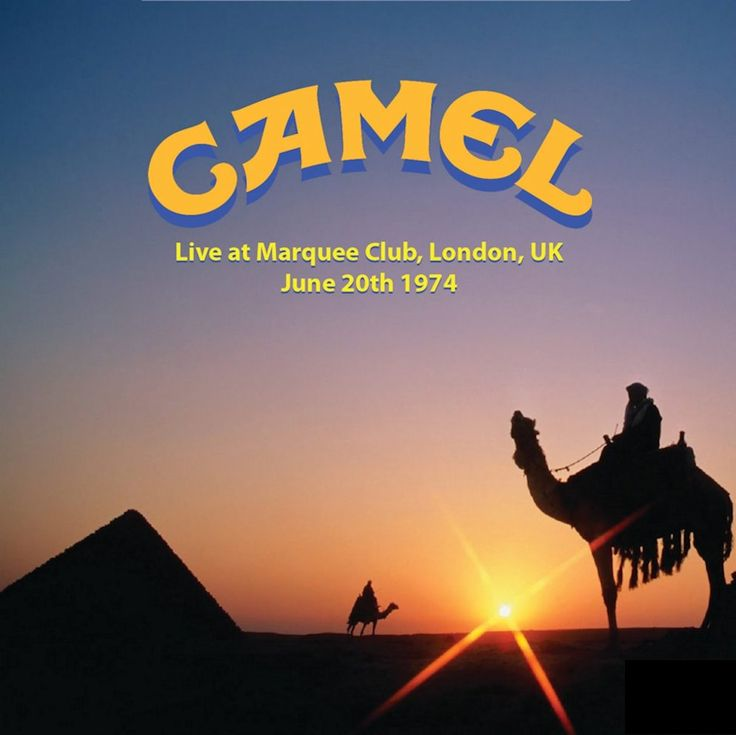 Camel Live At Marquee Club London Uk 1974 Album