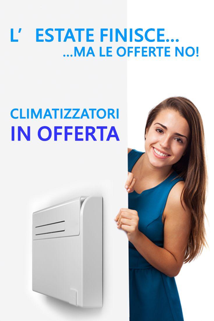 Nella sezione #offerte di #ElettricaStore puoi trovare i migliori #climatizzatori a prezzi imbattibili: approfittane!