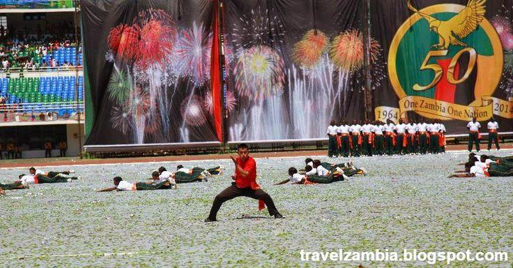 Zambia at 5O! Golden Jubilee Celebrations