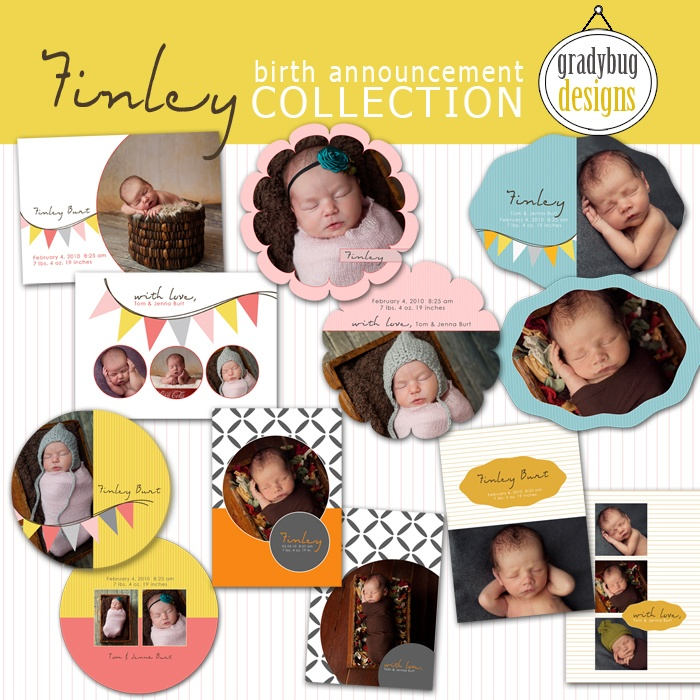 #birth announcement templates  Like, repin, share!  Thanks