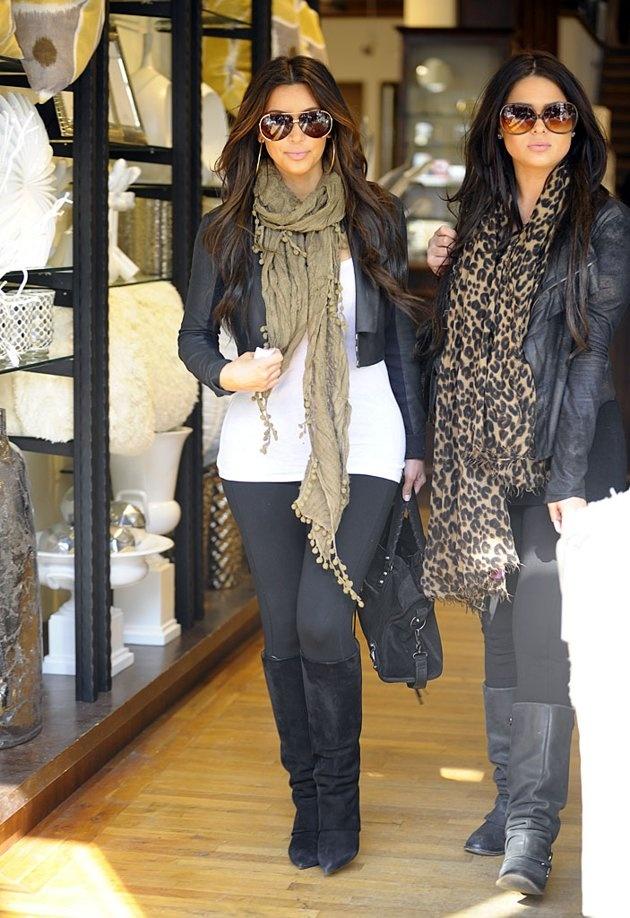 I love Kardashian style.