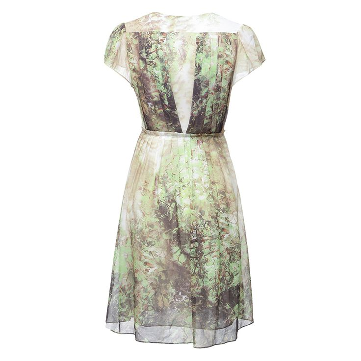 MYTENO / zi sclavie femei originale 2015 New V-Neck Print Dress MCY3133201 - Zuru air Services