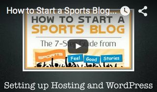 How to start a blog image