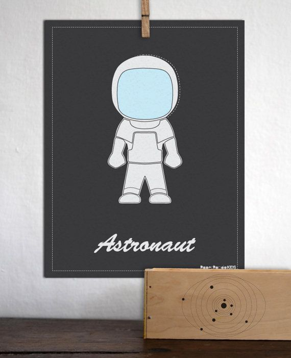 Astronaut Baby Nursery - Pics about space