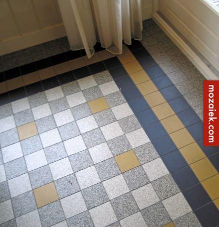 Mozaiek.com Utrecht – Keukenvloer jaren 30 woning
