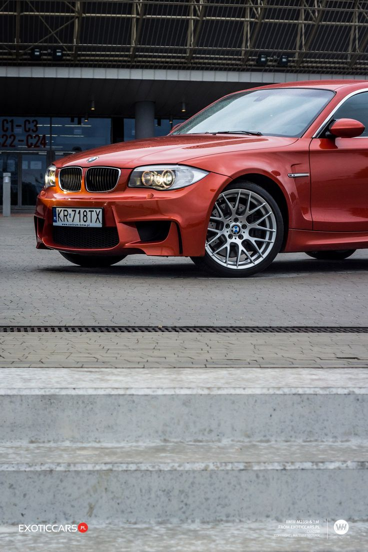 BMW 1 M Coupe? http://exoticcars.pl/testy/bmw-1-m-coupe-vs-m235i-coupe/