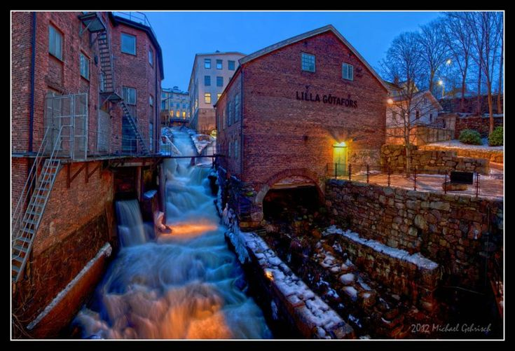 Old Mill Industry, Sweden