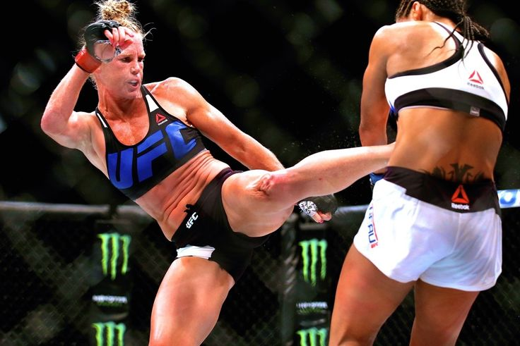 The Impossible Task: Meet the Fighter Who Could Beat UFC Champion Ronda Rousey | Bleacher Report