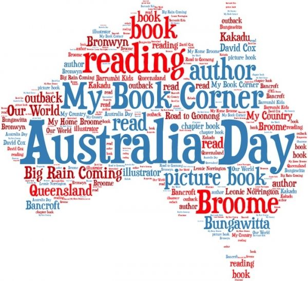 Great Childrens' Books for Australia Day