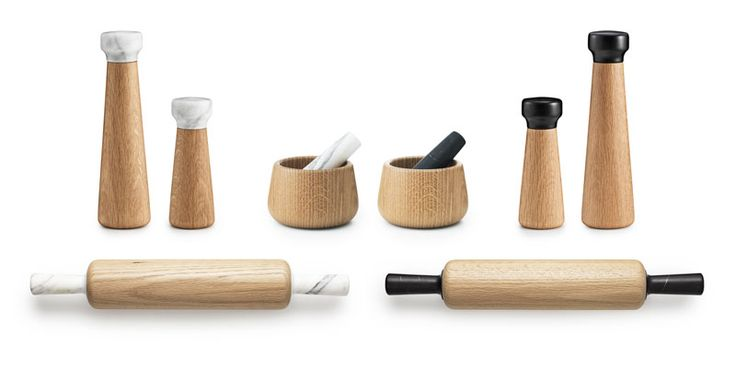 An exclusive range of kitchen utensils from Normann Copenhagen