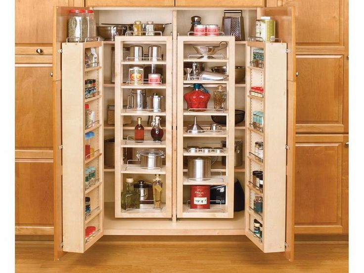... Tall Pantry Cabinet For Kitchen With Kitchen Pantry Storage, Good  Choice With Good Features :