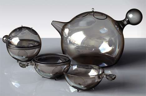 Have High Tea With Style With Futuristic Designs #tea #teaaccessories