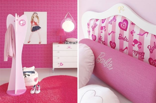 Beautiful Pink Room for a Princess from Doimo Cityline
