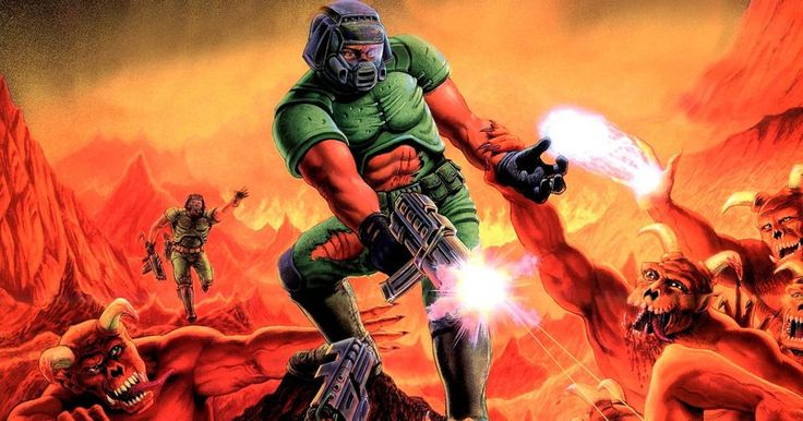 The first 'Doom' gets a new map from co-creator John Romero