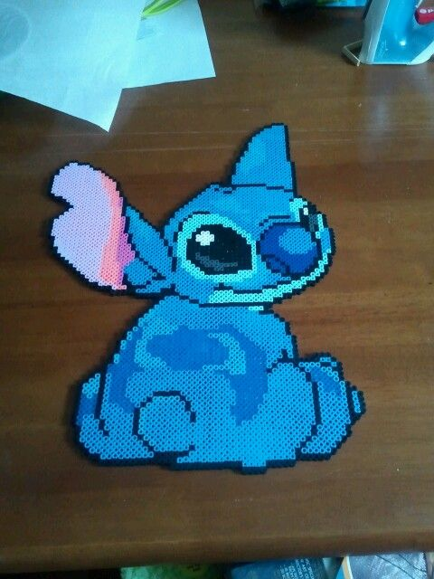 43 best images about lilo stitch on pinterest disney for Lilo and stitch arts and crafts