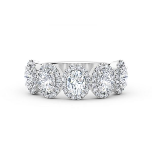 ea65c0e43f1a5 Forevermark Center of My Universe Wedding Band | Forevermark Diamond ...