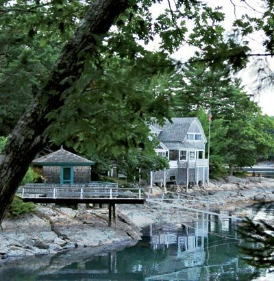 REAL favorite: Blue Hill, Maine