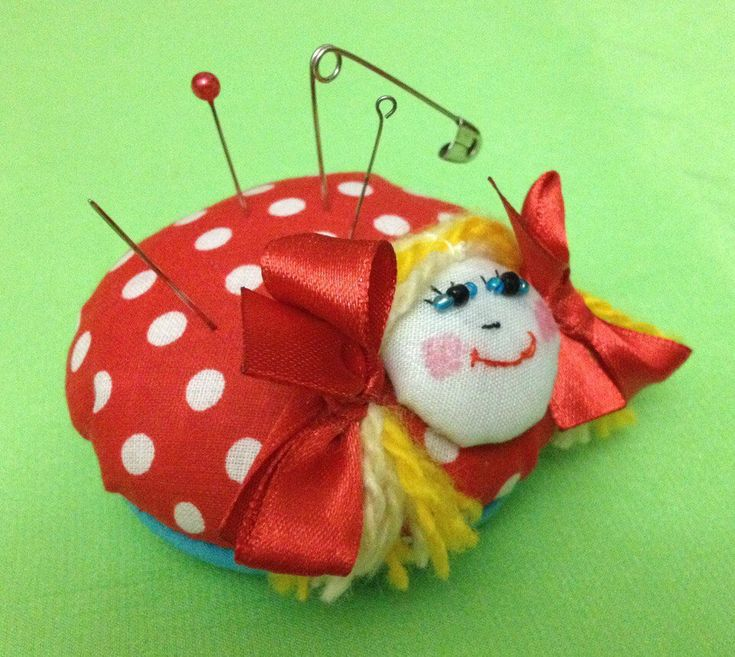 Pincushion Turtle Toy baby girl art toy by AnnaWeissArt on Etsy