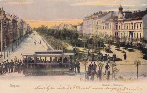 1905. Deák tér
