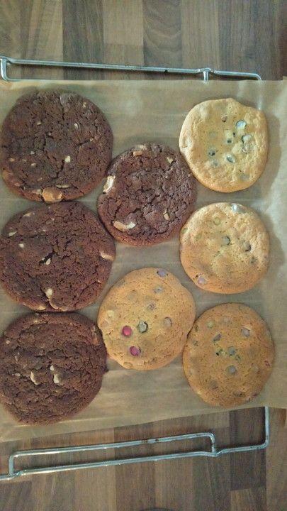 Subway-Cookies, ein tolles Rezept aus der Kategorie Backen. Bewertungen: 493. Durchschnitt: Ø 4,6.