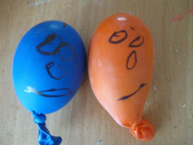 how to make a stress ball with balloons