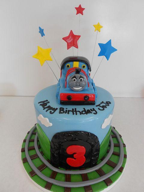 Thomas Birthday Cake Design : Thomas the tank engine cake Boys Birthdays Pinterest ...