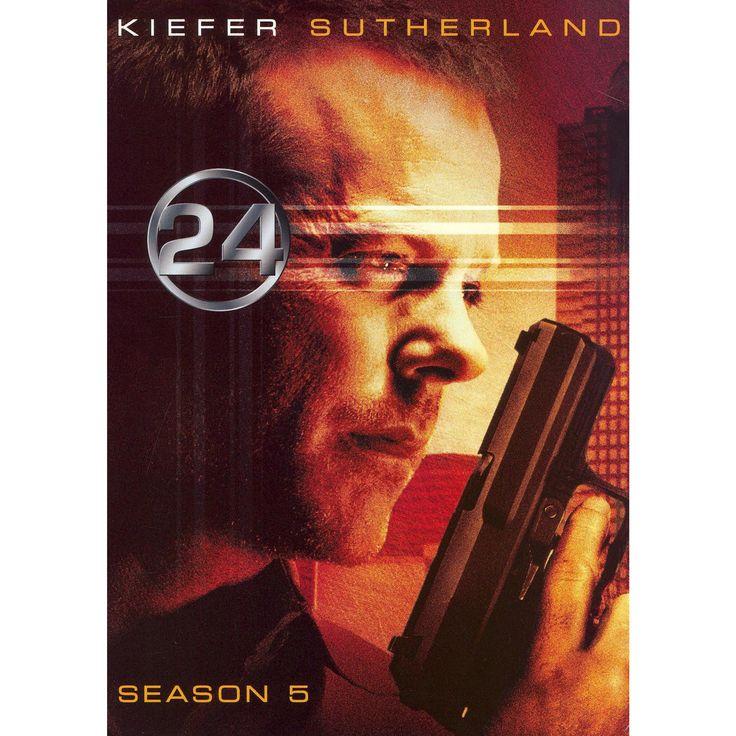 24: Season 5 [7 Discs], Movies