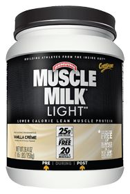 Muscle Milk Light Vanilla Creme - Tasty protein powder for pre and post baraitric surgery