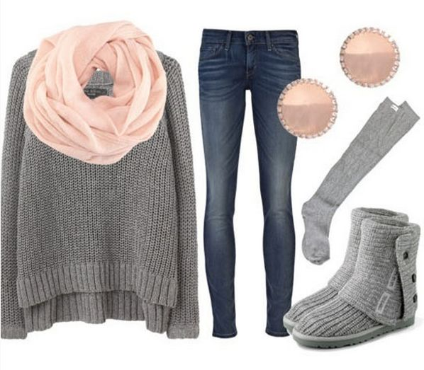 26 best Gray Boots images on Pinterest | Fall winter outfits, Gray ...