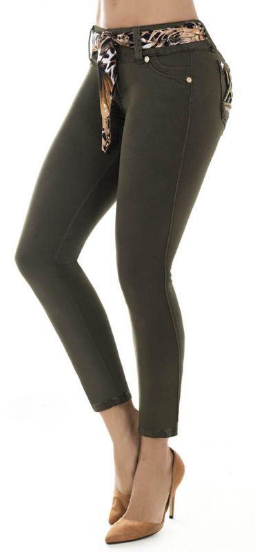 Jeans levanta cola REVEL 56117