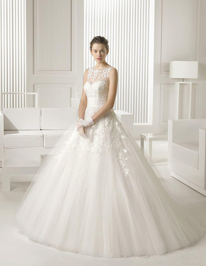 49 besten Brautkleider Bilder auf Pinterest | Hochzeitskleider ...