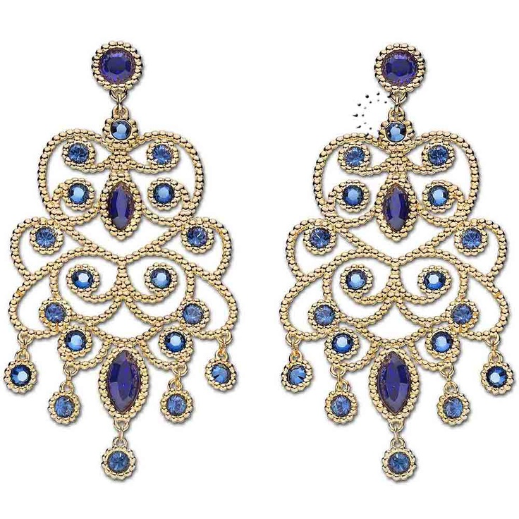 Σκουλαρίκια Tiana Swarovski  Tιμή: 119€  http://www.kosmima.gr/product_info.php?products_id=18468