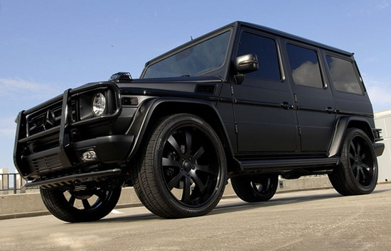 Mercedes g wagon c a r s pinterest cars black and for Mercedes benz matte black g wagon