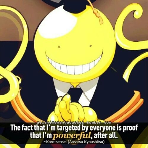 Assassination Classroom Quotes: Top 25 Ideas About Assassination Classroom On Pinterest
