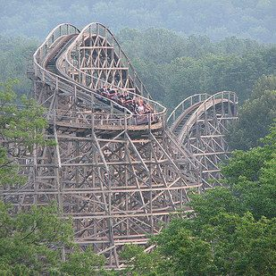 Knoebels Grove, Elysburg, Pennsylvania | 26 Of The Most Underrated Amusement Parks In The World