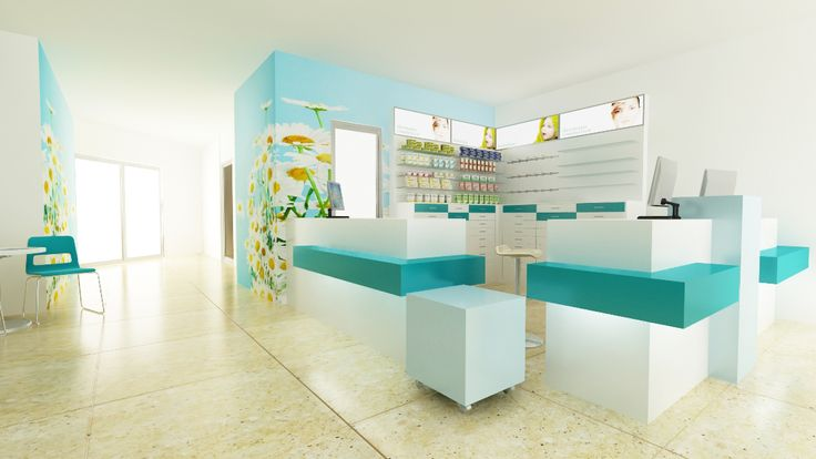 Amenajare farmacie moderna - Ropharma http://www.sertarefarmacii.ro/proiecte/26-farmacia-ropharma-iasi