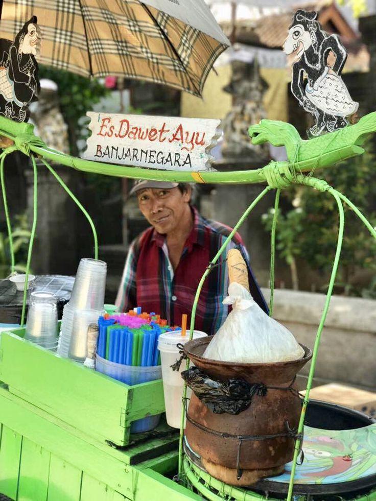 Es Dawet Jalan Pattimura, Denpasar (Bali)