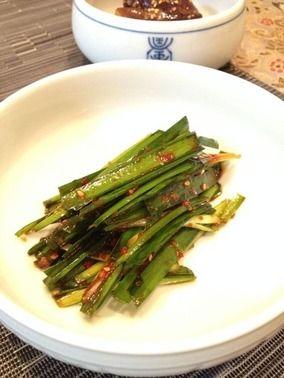 野菜のパンチャンでごはん+「ニラムッチム」と「胡瓜の炒めナムル」。|レシピブログ