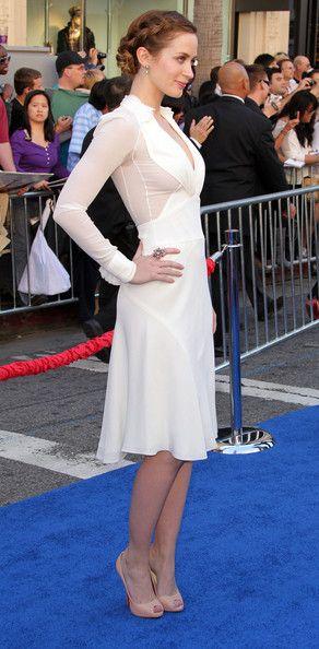 Emily Blunt Dress