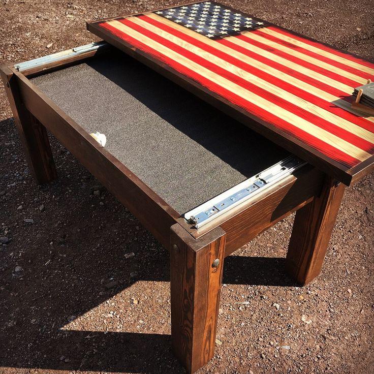 Diy Coffee Table With Hidden Storage Plans: Best 25+ Ammo Storage Ideas On Pinterest