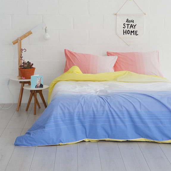 Sunrise Duvet Cover Set
