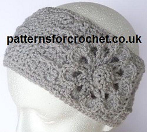 The 128 Best Free Headband Crochet Patterns Images On Pinterest
