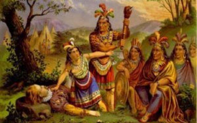 Pocahontas: dov'è la chiesa nella quale si sposò? Da noi Pocahontas è conosciuta soprattutto grazie al capolavoro animato firmato Disney, ma questa coraggiosa principessa indiana è un personaggio storico reale, vissuto nel '600. Recentemente un grup #pocahontas #principesse