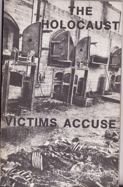 The holocaust victims accuse : documents and testimony on Jewish war criminals, Part I / by Moshe Shonfeld door Moshe Shonfeld.