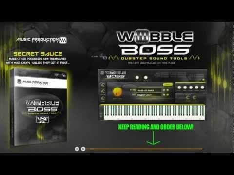 How To Make Dubstep Wobble Bass With WobbleBoss VST Beat Making Software. Wobble Boss Review: Bonus Vst and 60 Day Trial Offer !!  http://www.wobblebossreview.com/