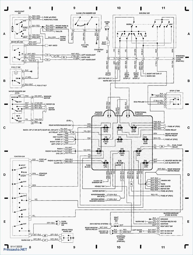 Awesome Wiring Diagram Jeep Grand Cherokee #diagrams #