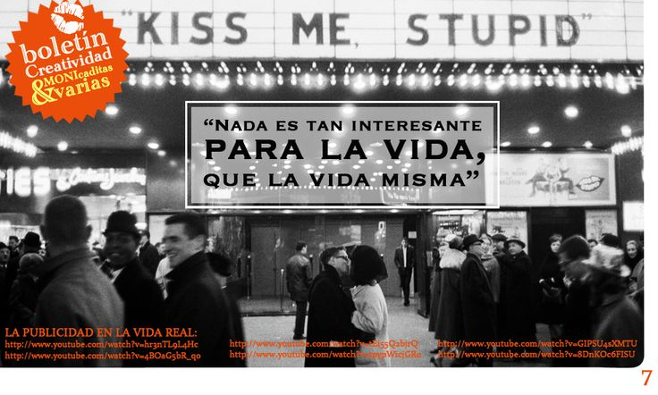 La publicidad en la vida real.  @Kachostereo #yotambienquierosercreativa