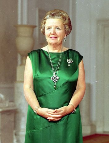 Queen Juliana of the Netherlands The Grandmother of the present King!