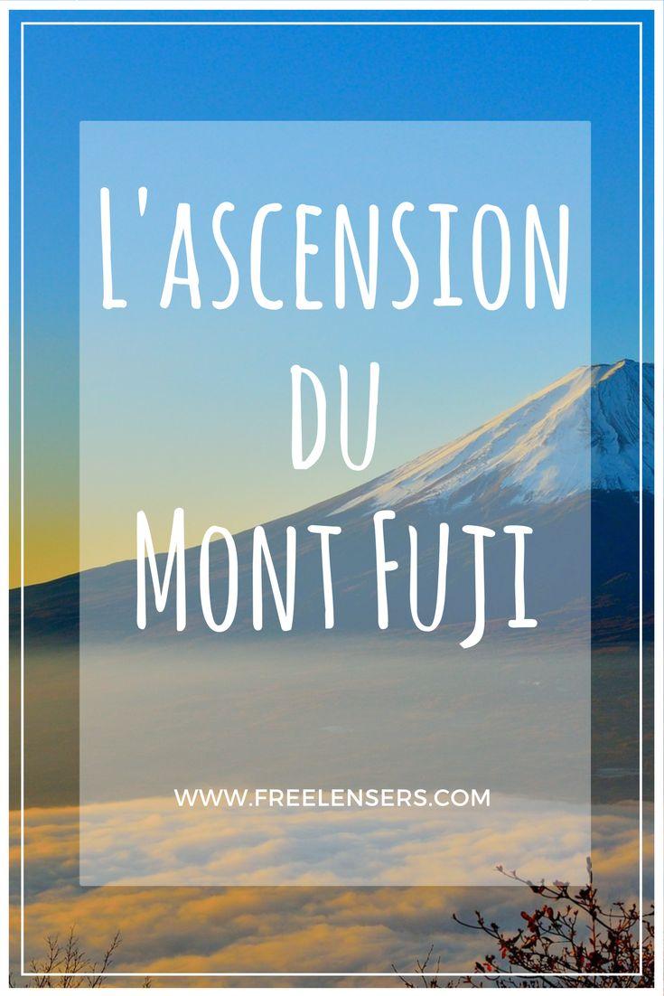 Ascension du Mont Fuji : nos conseils pratiques