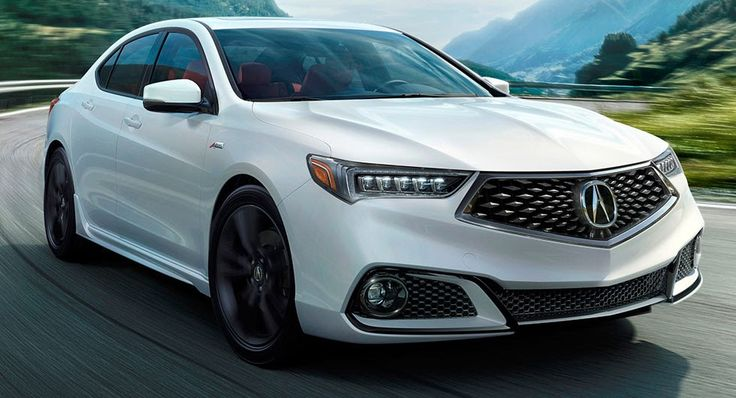 2018 TLX: Three Things That Acura Changed To Make You Like It More #Acura #Acura_TLX